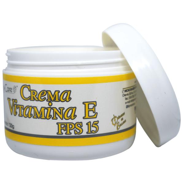 Crema con vitamina e